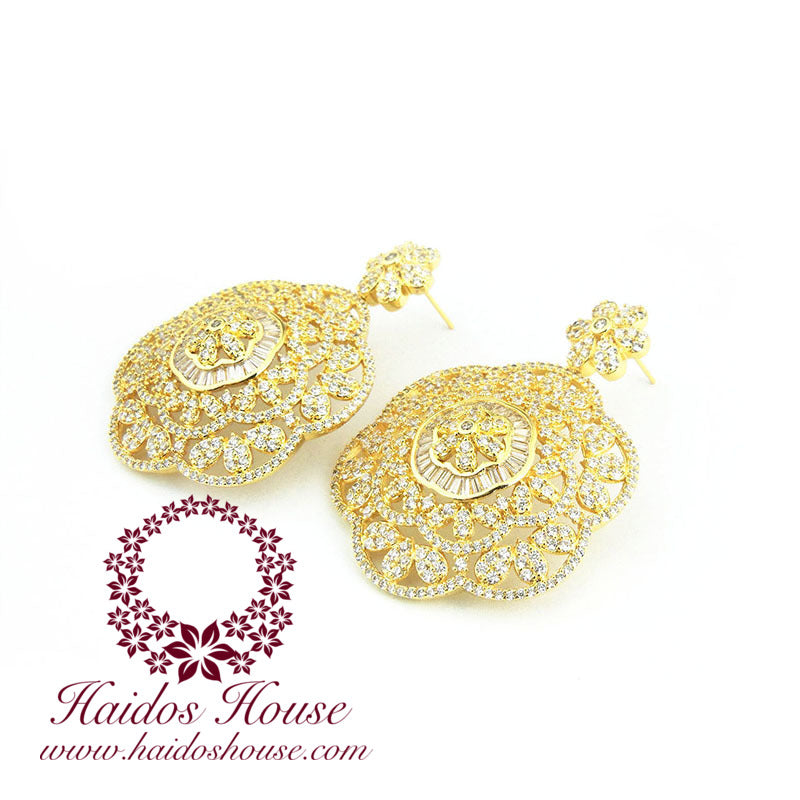 HLE 7644 - Luxury Earrings