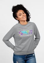 Load image into Gallery viewer, Tropical Sweater | Grey