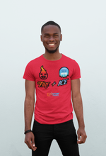 Load image into Gallery viewer, Crew neck tshirt | Red