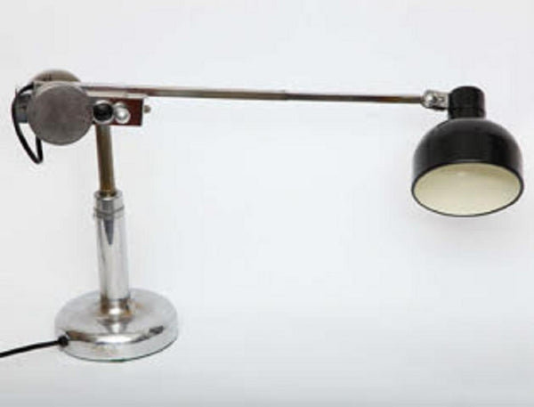 Table Lamp Articulated France 1920's