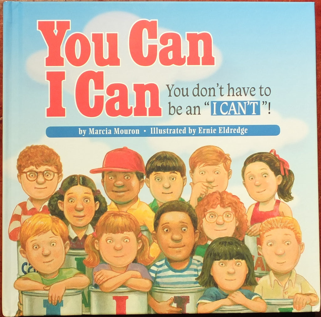 You Can I Can: You Donu0027t Have To Be
