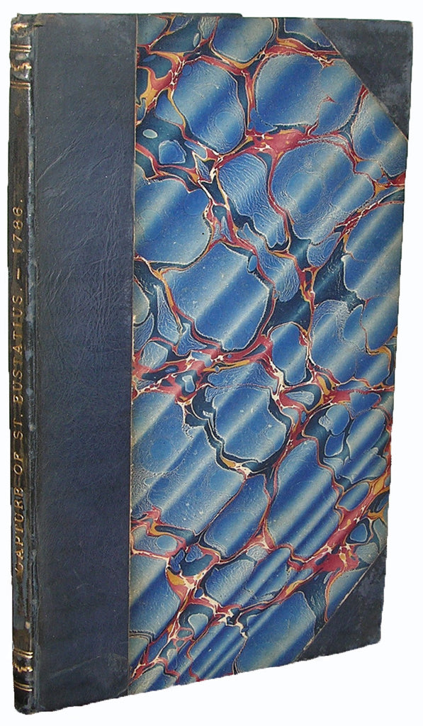 [REVOLUTIONARY WAR]. An Explanation of the Case relating to the Capture of St. Eustatius. London: For J. Stockdale, 1786.
