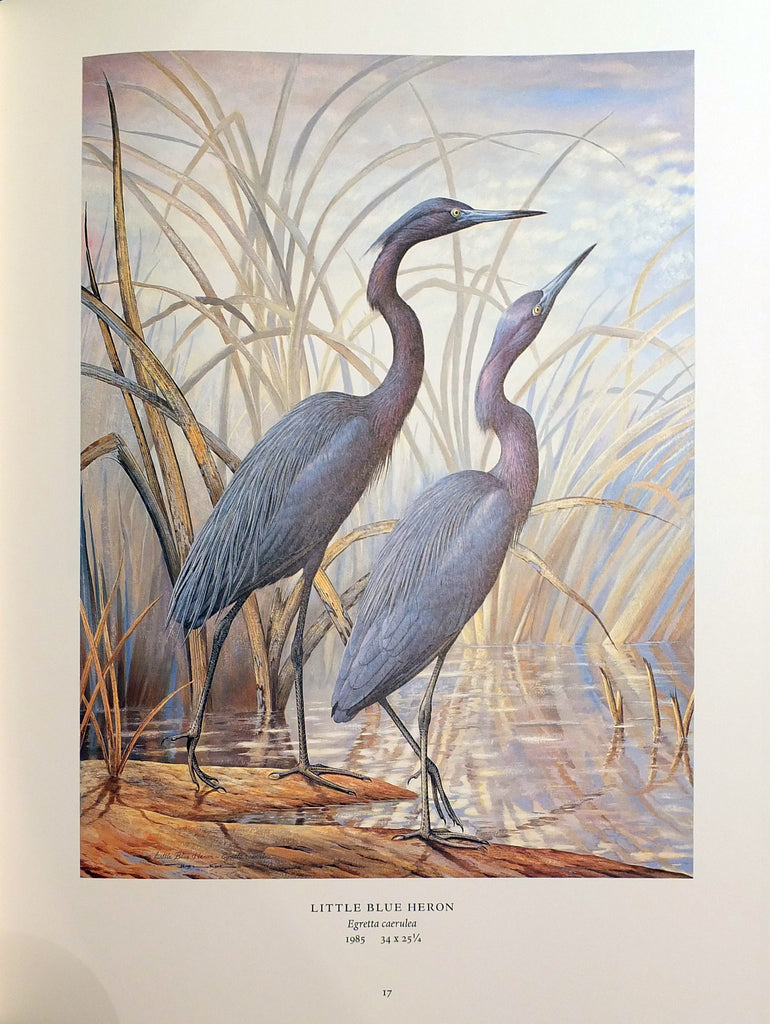 EDE, Basil (Born 1931). Wild Birds of America: The Art of Basil Ede. Tuscaloosa: The Warner Collection, 1991.