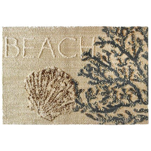 Beach Clam Shell Rug