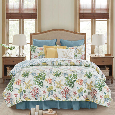 Shellwood Sound Quilt Set