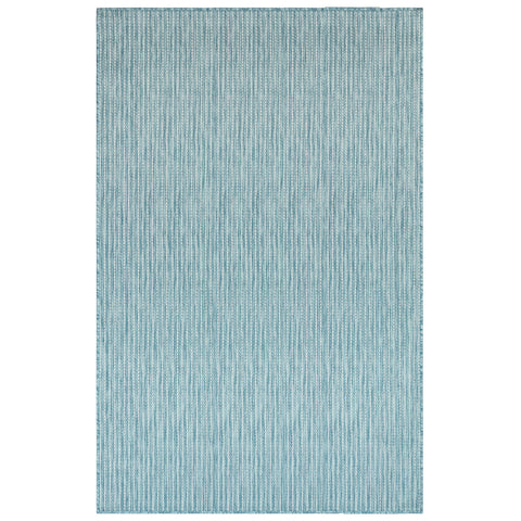 Carmel Texture Stripe Indoor/Outdoor Rug