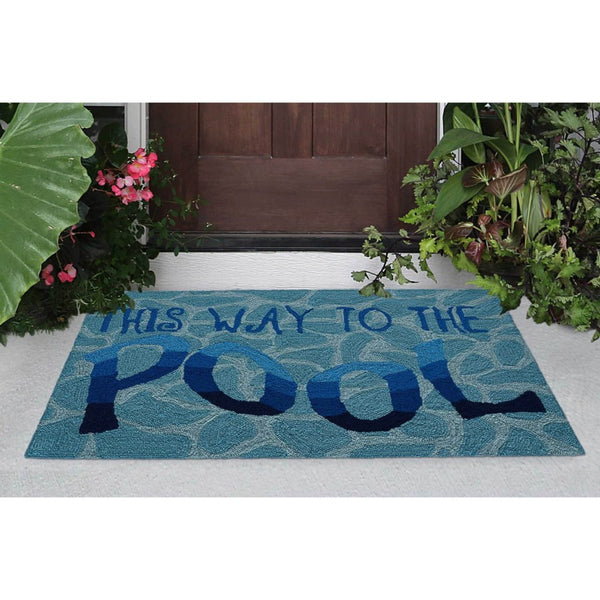 Front Porch Pool Indoor/Outdoor Rug
