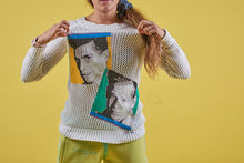 Load image into Gallery viewer, New kids on the block Mesh pullover