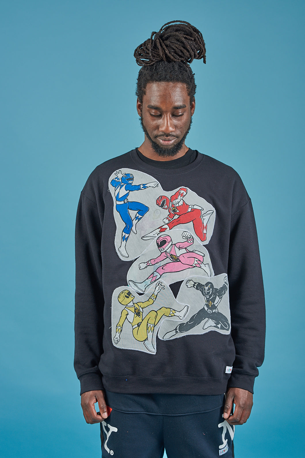 Power Rangers Pullover