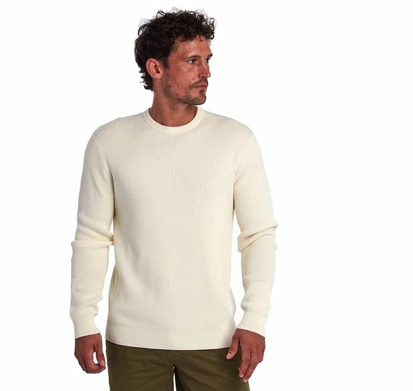Barbour Fjord Crew Sweater