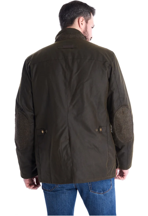 Barbour Brandreth Waxed Jacket