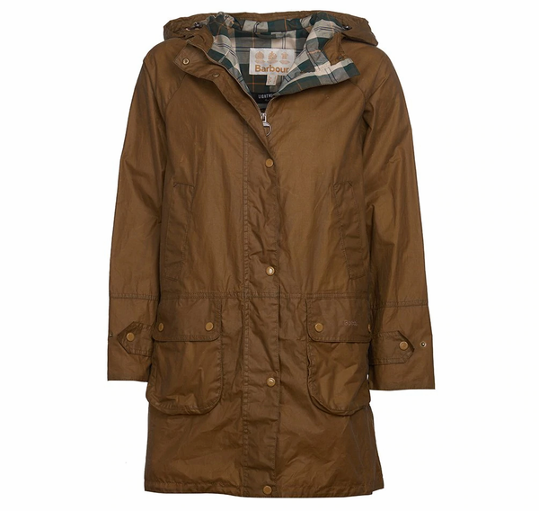 Barbour Maddison Waxed Jacket