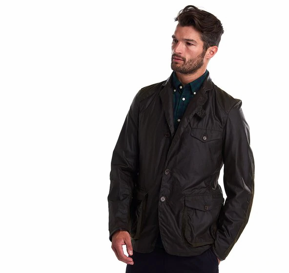 Barbour Beacon Sports Waxed Jacket