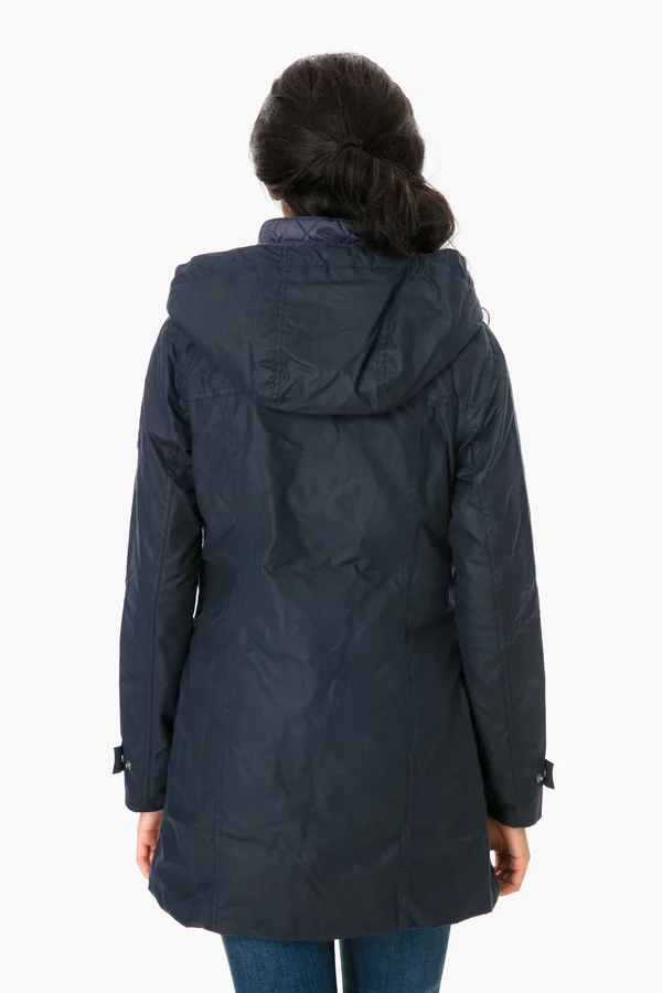 Barbour Shipper Waxed Duffle Coat