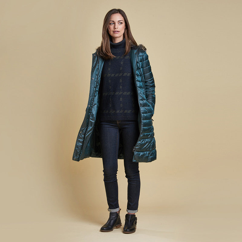 Barbour Fortrose Quilt Jacket