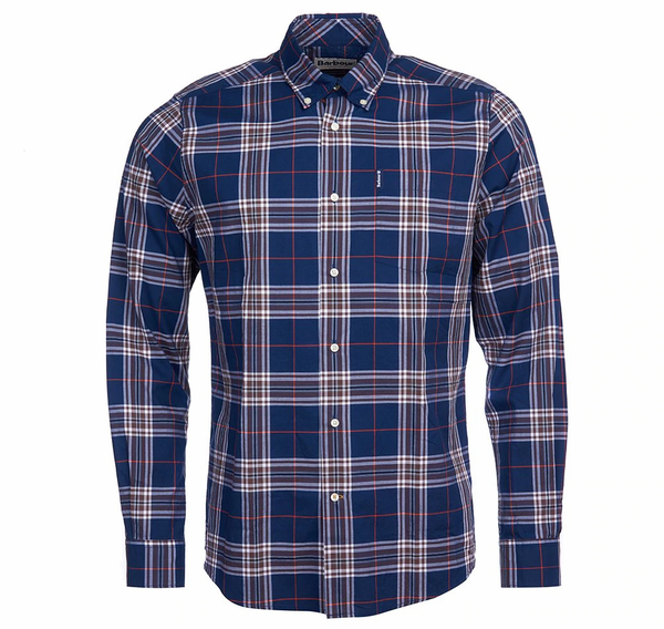 Barbour Highland Check 27 Tailored Shirt