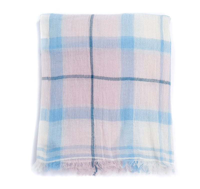 Barbour Christie Tartan Wrap