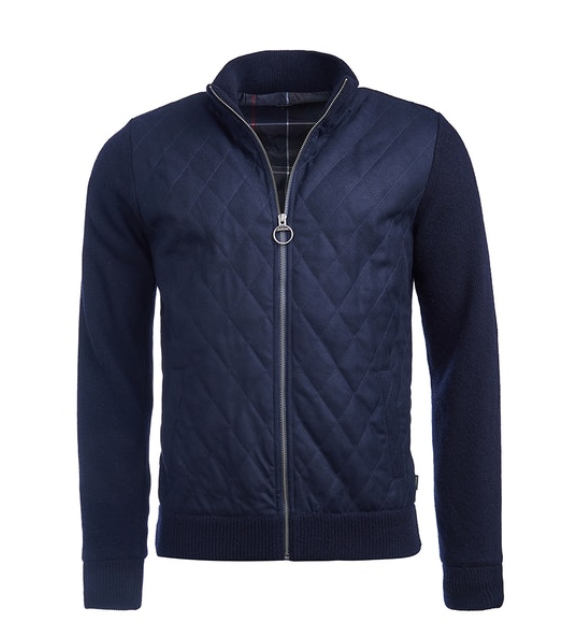 Barbour Culzean Zip Through Jacket