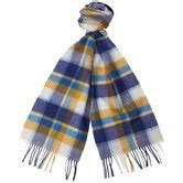 Barbour Country Plaid Scarf
