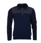 Barbour Storm Force Lundy Half Zip Sweater
