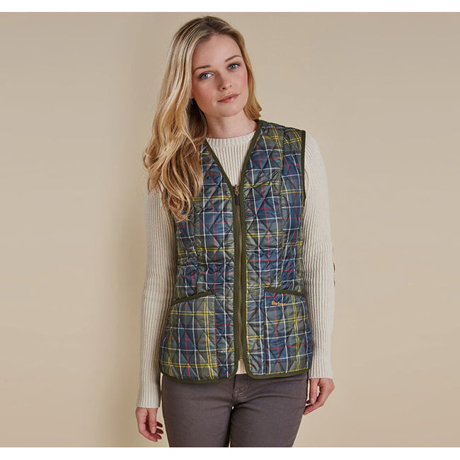 Barbour Classic Tartan Liner Betty