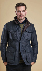 Barbour Ogston Waxed Jacket