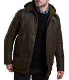 Barbour Hales Waxed Jacket
