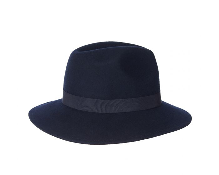 Barbour Deveron Fedora Hat