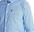 Barbour Tattersall Gingham 10 Tailored Shirt