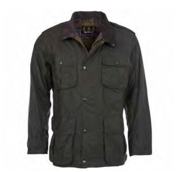 Barbour Trooper Waxed Jacket