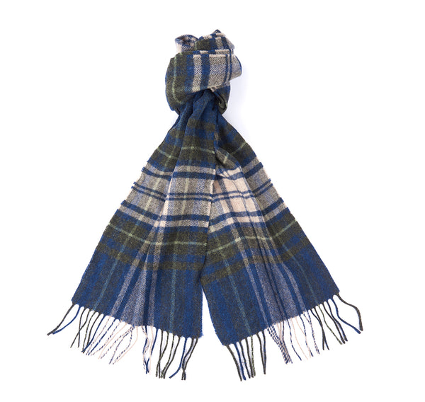 Barbour Borrow Dale Check Scarf