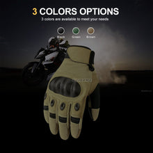 Load image into Gallery viewer, Hand Protective Miltary Gloves Men Phone Touchscreen Motocross Gloves Motorcycle Shooting Workout Tactical Army Gym Gloves Women