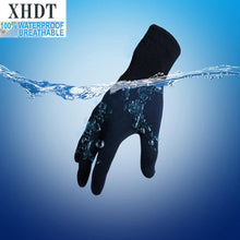 Load image into Gallery viewer, Men/women TouchFit breathable coolmax ultra flex running waterproof/windproof skiing cycling hiking snow outdoor sports gloves