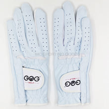 Load image into Gallery viewer, 1pair GOG GOLF GLOVES BLUE Professional Breathable Sky Blue soft Fabric For women left and right hand free shipping