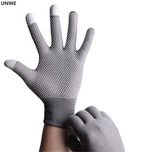 Load image into Gallery viewer, Breathable Anti-skid GEL Touch Screen Gloves Summer Thin Riding/Driving/Mountaineer Wrist Gloves Men Women Sport Running