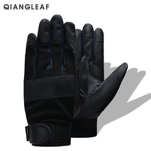 Load image into Gallery viewer, QIANGLEAF Brand Men's Garden Work Gloves Safety Protective Gloves Fashion Sport High Quality Drive Gloves 3052