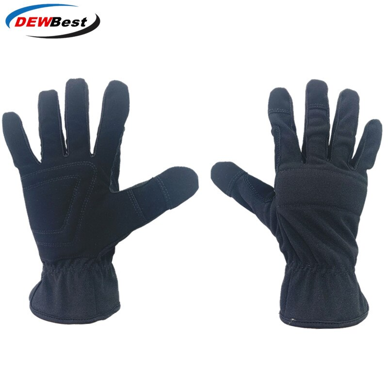 Dewbest The Sports Moto Gloves Work Driver Safety Anti Cold Anti Snowboard Hiking Hunting Gloves For Men&women F9
