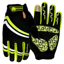 Load image into Gallery viewer, BRO Bicycle Full Finger Gloves Men/women Cycling long Gloves Non-slip MTB Bike Glove Breathable Shockproof Guantes Ciclismo GEL