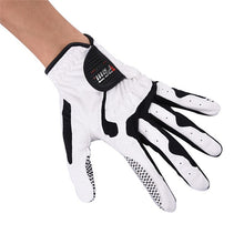Load image into Gallery viewer, Golf Gloves Men Wear Left Hand Sweat Absorbent Microfiber Cloth Soft Breathable Abrasion Gloves