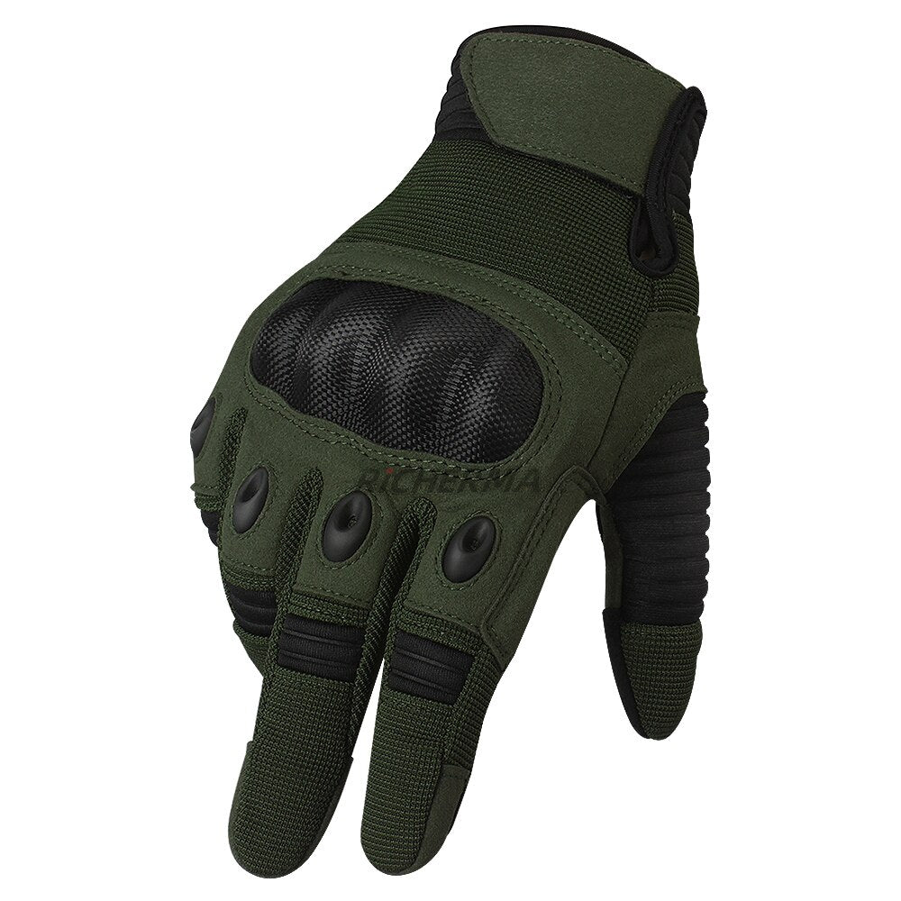 Hand Protective Miltary Gloves Men Phone Touchscreen Motocross Gloves Motorcycle Shooting Workout Tactical Army Gym Gloves Women