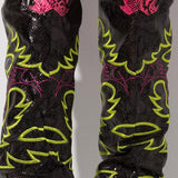Lemmikshoes Western Over The Knee Boots