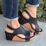 Lemmikshoes Women Fashion Comfy Wedges