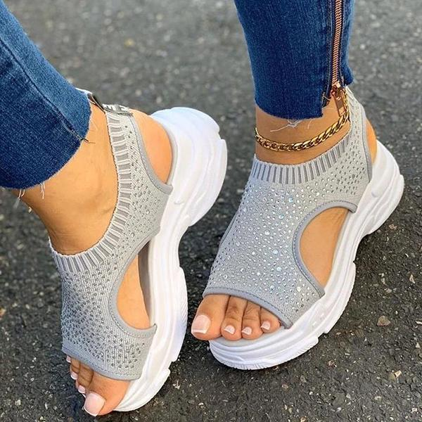 Lemmikshoes Casual Daily Comfy Slip On Sandals