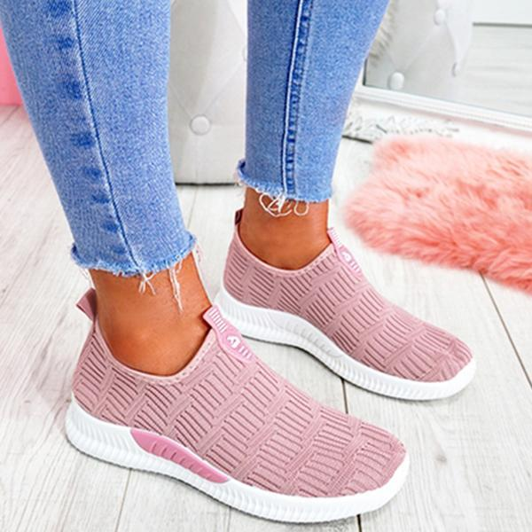 Lemmikshoes Slip On Trainers Sneakers