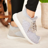 Lemmikshoes Loose Knit Sneakers