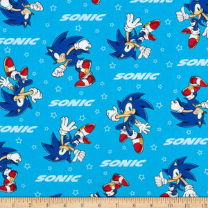 Sonic Reversible Cloth Face Mask