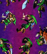 Load image into Gallery viewer, Majora Mask Zelda Reversible Cloth Face Mask