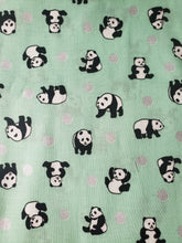 Load image into Gallery viewer, Panda Reversible Cloth Face Mask
