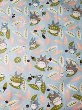 Load image into Gallery viewer, Totoro Reversible Cloth Face Mask
