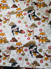 Load image into Gallery viewer, Shiba Inu Reversible Cloth Face Mask